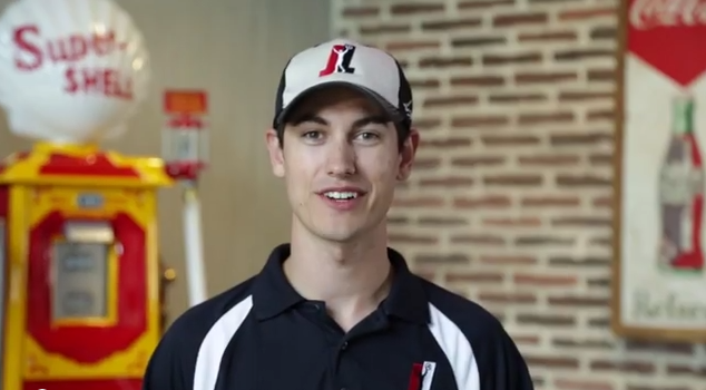 Joey Logano Foundation and Ashley Furniture HomeStore