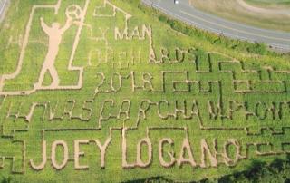 JL Corn Maze 2019